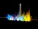 Поющие фонтаны в Олимпийском Парке Сочи. Вика Цыганова - Крым.