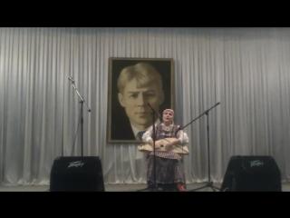 стихи Сергея Есенина муз Елены Фроловой Погасла солнце.mp4