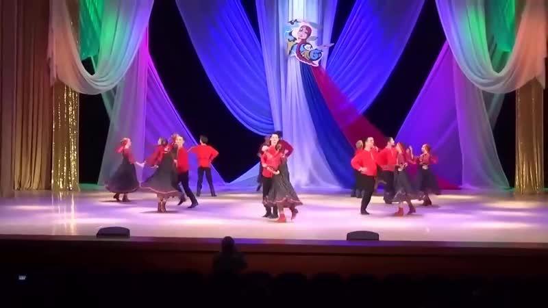 Родничок - Шоте лиште Сербский танец (старшая группа)