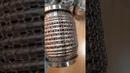 Гофра глушителя 60Х120 INTERLOCK кольчуга 3 слоя короткий фланец нерж сталь Walline