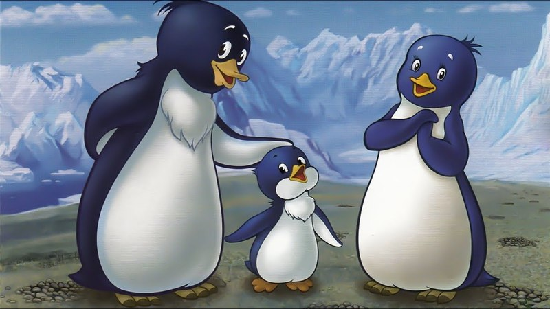 Приключения пингвинёнка Лоло все серии Мультфильм советский для детей смотреть онлайн