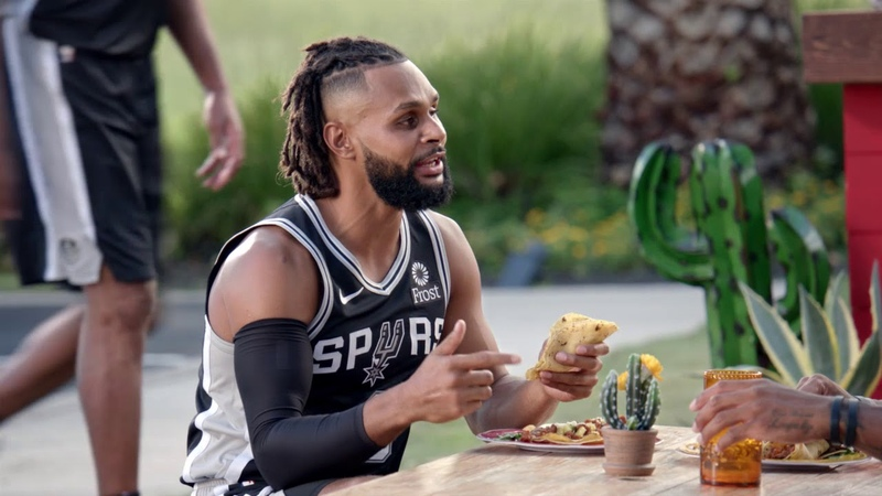 H-E-B and the San Antonio Spurs: Taco Talk