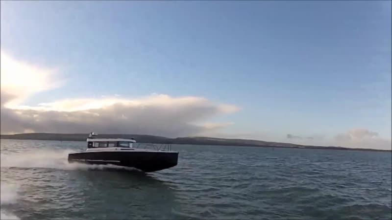 XO 360 RS – Пожалуй, лучший вариант среди 36 футовых яхт и катеров из алюминия