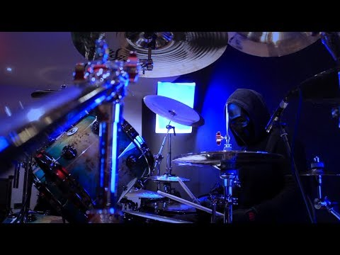 139 Slayer - Raining Blood/Angel Of Death - Drum Cover