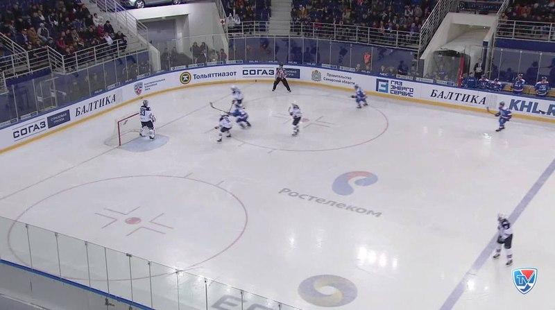 Моменты из матчей КХЛ сезона 14/15 • Гол. 1:4. Осала Оскар (Металлург Мг) увеличивает преимущество в счете 10.11