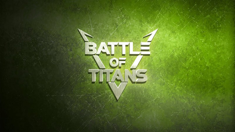Battle of Titans - Android Test