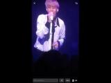 [050518] Первый сольный концерт Сонгю
