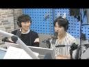 [CUT] 18.05.2018: Ынкван и Хёншик @ Choi Hwa Jeong's Radio