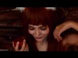 Голая фотосессия сучки Кристины Финк, косплей идеального тела / Твои Блогерши