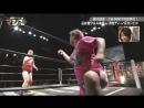 Danshoku Dino Yoshihiko vs Antonio Honda Keisuke Ishii DDT Live Maji Manji 7