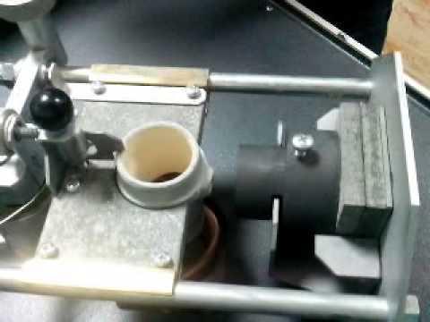 Оборудование для пробоподготовки. Установка литейная индукционная Центролит-90АМ.