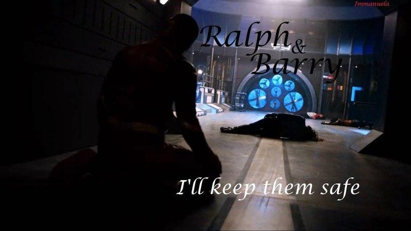 Ralph Barry || ''I'll Keep Them Safe'' (4x18)