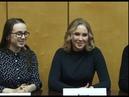 Пресс-конференция с участницами шоу Краса Коряжмы