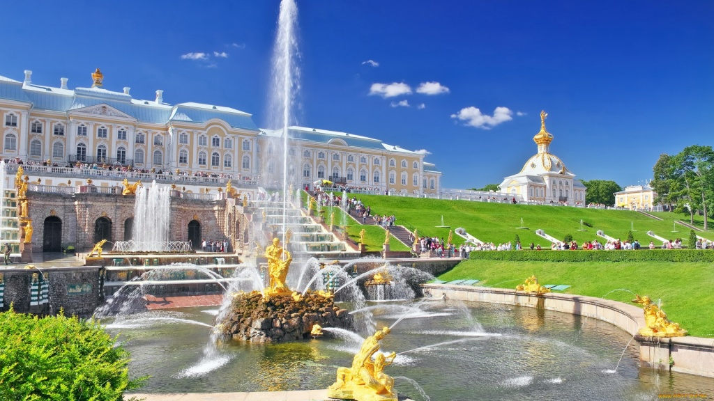 Пансионат в Санкт-Петербурге
