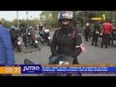 I mi bajkerke za trku imamo: Prva svetska ženska moto štafeta stigla i u Srbiju!