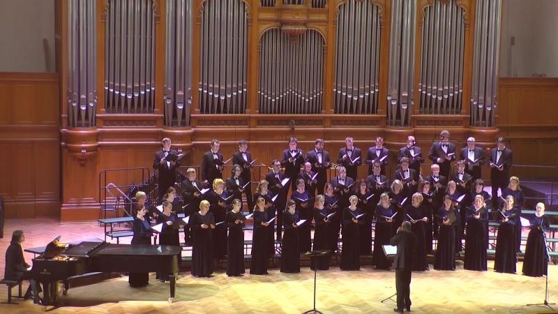 Филармоническая хоровая капелла ЯРОСЛАВИЯ 12 09 18 БЗК
