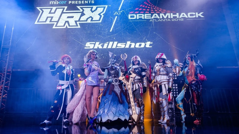 Hi Rez Expo @ Dreamhack Cosplay Contest Results