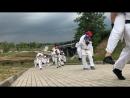 Скоростной-силовая тренировка в парке «Донбасс-арена»