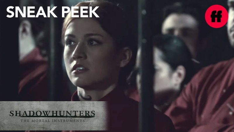Shadowhunters | Season 3, Episode 9 Sneak Peek: Clary Has A Front Seat At The Culling | Freeform