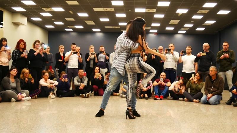 Mike Kenli Zay'X Kizomba Remix Azzedine Teresa Kizmi Milano 2018