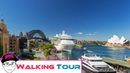 Walking Best Places in Sydney Manly Beach Wharf to Circular Quay by Sydney Ferry
