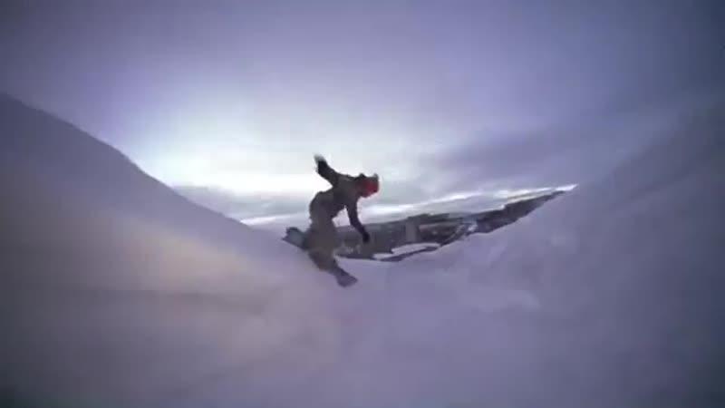 Mike Ravelson VANS SNOW TEAM on NORD STAR MURMANSK 2017 by KODAK Shootfilms 16mm Camera