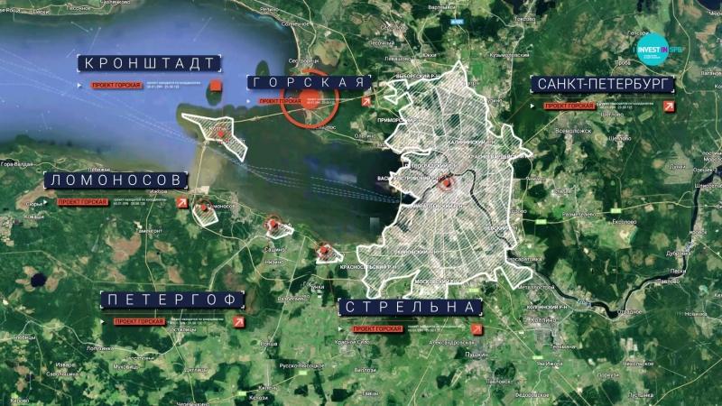 Aurora Group поможет. Петербургу создадут проект на 300 млрд рублей с подводным рестораном, горнолыжным спуском и яхт-клубом
