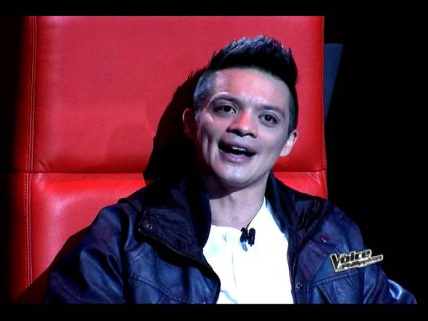 THE VOICE Philippines JUNJI ARIAS (Blind Audition)