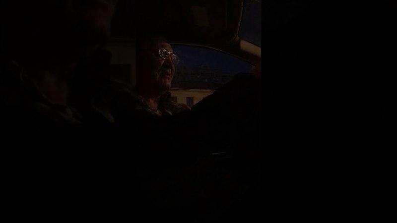 Таксист СПБ неадекватный