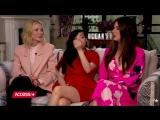 Кейт Бланшетт, Сандра Буллок и Авквафина о Рианне и «Ocean's 8»