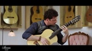 Andre Bernovski plays Fuoco from Libra Sonatine by Roland Dyens on a 2014 Thomas Ochs