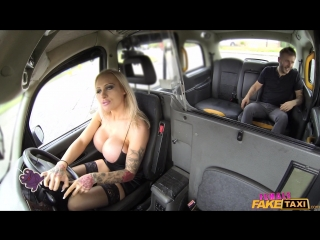 Femalefaketaxi sophie anderson - blonde with massive tits loves cock new porn 2018