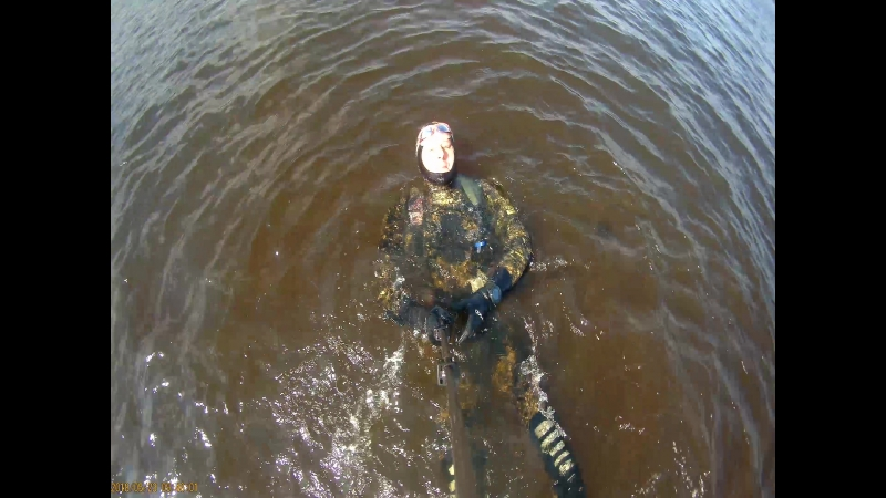 Пробный заплыв в открытой воде 23 05 18