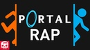 PORTAL RAP by JT Music (feat. Andrea Kaden) - As One Door Closes