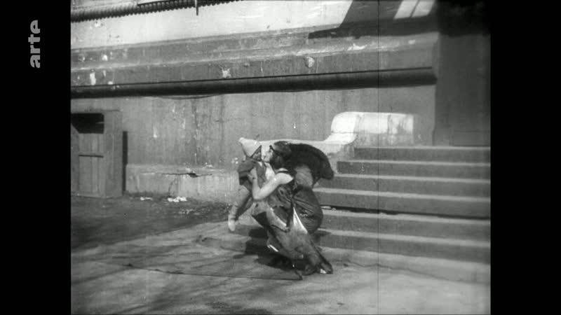 ДНЕВНИК ГЛУМОВА (1923) - короткометражный Сергей Эйзенштейн .1080i