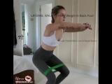 Супер-упражнения для ног и ягодиц