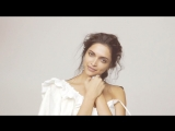 BTS of Deepika Padukone for Evening Standard Magazine UK #2