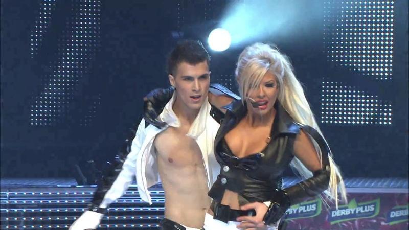 ANDREA ft. COSTI - Samo Moy / АНДРЕА ft. COSTI - Само Мой (remix) | Concert 2008