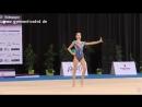 Айдана Сарыбай - мячфинал Aphrodite cup - Athens, Greece - 16-18.03.2018