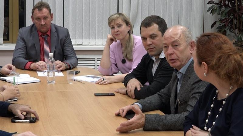Встреча с активными пользователями портала Добродел. Зарайск