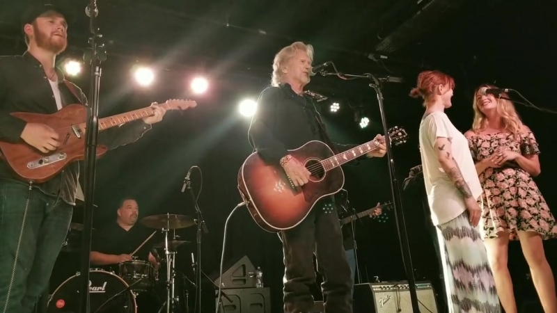 Kris Kristofferson Ben Haggard The Strangers Why Me Live Live At The Basement East 14 05 2018
