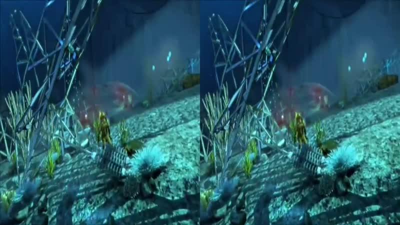 5D Аттракцион. Подводная одиссея 3D VR SBS