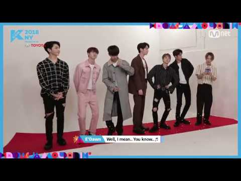 [KCON18NY] Star Countdown D-5 by PENTAGON