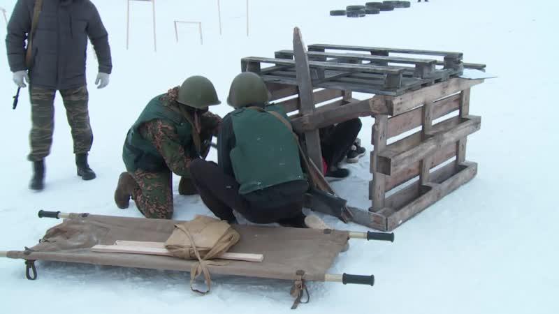Военно-медицинская игра имени Н.И.Пирогова 2018