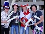 Как мы ездили в Самару на Чемпионат Мира по футболу. Коста-Рика - Сербия. Июнь 2018 film