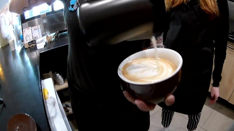 Ночь музеев в Югоре с бодрящим кофе от Nordic Coffee Roasters.