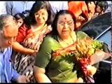 1996-1221 Arrival At Vashi Health Centre For Kartikeya Puja, Version 2