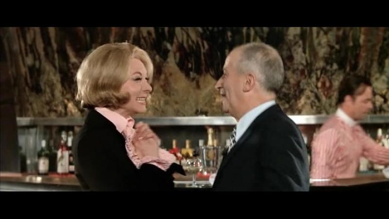 Жандарм женится - Le Gendarme se marie (1968)