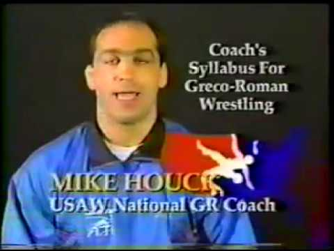1. 15 Basic Skills of Greco Roman Wrestling Guidance by World Champion Mike Houch