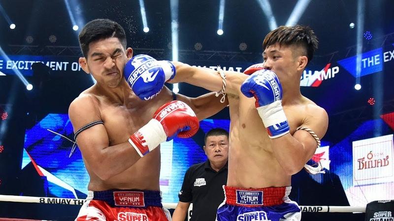 FULL Muay Thai Super Champ 20 01 62 ช่อง8 มวยไทยซุปเปอร์แชมป์